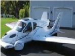Летающий автомобиль.